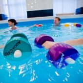 Плюсы аквааэробики для похудения