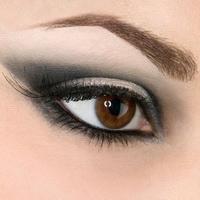 Как красить разные виды глаз