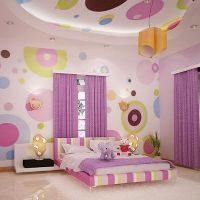 Детская комната - выбираем цвет